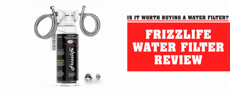 Frizzlife water filter review