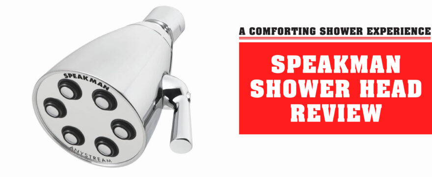 Speakman Shower Head Review